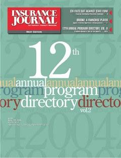 Insurance Journal West April 19, 2004