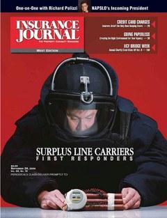 Insurance Journal West September 20, 2004