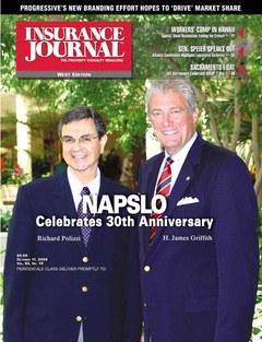 Insurance Journal West October 11, 2004