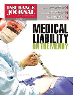 Insurance Journal West October 25, 2004