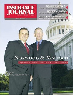 Insurance Journal West November 8, 2004