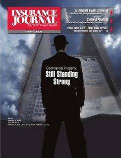 Insurance Journal West January 3, 2005