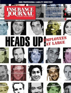 Insurance Journal West March 7, 2005