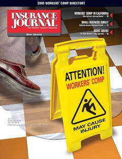 Insurance Journal West March 21, 2005