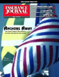 Insurance Journal West June 6, 2005