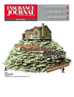 Insurance Journal West August 22, 2005