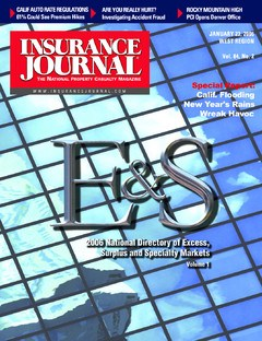 Insurance Journal West January 23, 2006