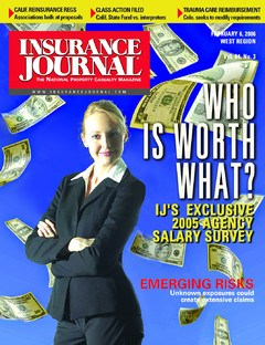 Insurance Journal West February 6, 2006