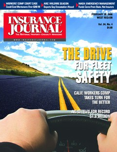 Insurance Journal West February 20, 2006