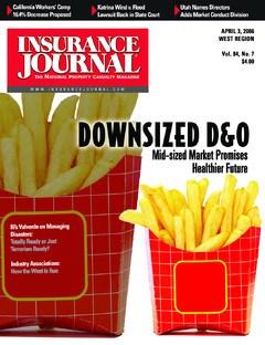 Insurance Journal West April 3, 2006
