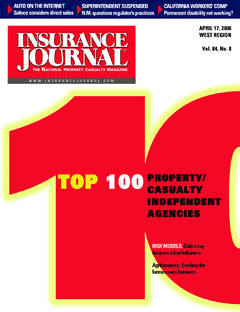 Top 100 Property /  Casualty Independent Agencies