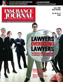 Insurance Journal West July 3, 2006