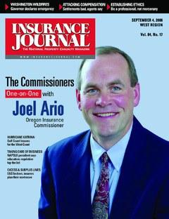Insurance Journal West September 4, 2006