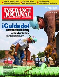 Insurance Journal West September 25, 2006