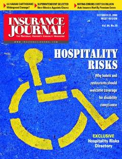 Insurance Journal West October 23, 2006