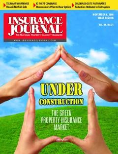 Insurance Journal West November 6, 2006
