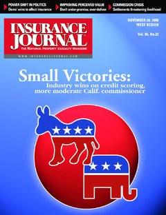Insurance Journal West November 20, 2006