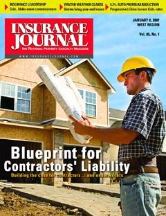 Insurance Journal West January 8, 2007