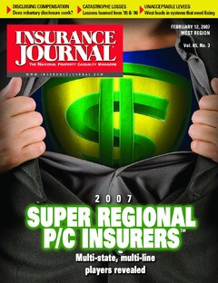 Insurance Journal West February 12, 2007