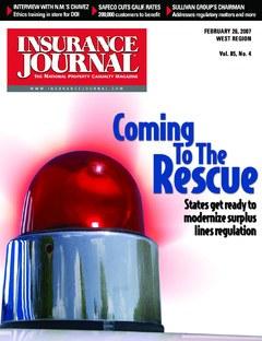 Insurance Journal West February 26, 2007