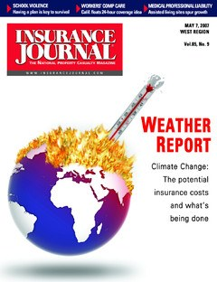 Insurance Journal West May 7, 2007