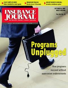 Insurance Journal West October 8, 2007