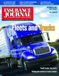 Insurance Journal West October 22, 2007
