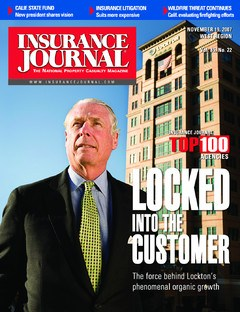 Insurance Journal West November 19, 2007
