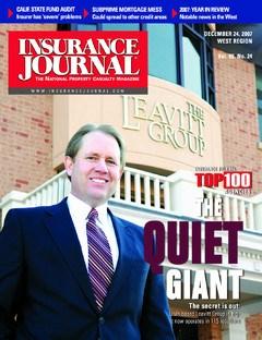 Insurance Journal West December 24, 2007