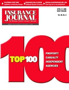 Insurance Journal West April 21, 2008