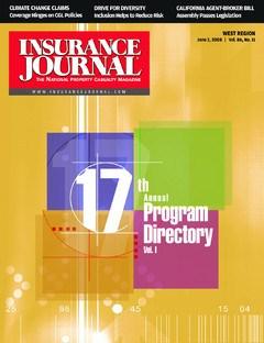 Insurance Journal West June 2, 2008