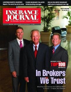 Insurance Journal West July 7, 2008