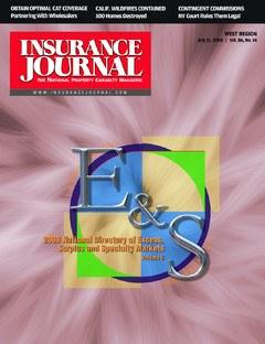 Insurance Journal West July 21, 2008