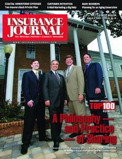 Insurance Journal West August 4, 2008