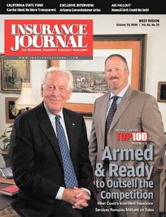 Insurance Journal West October 20, 2008