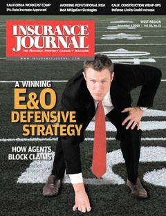 Insurance Journal West November 3, 2008