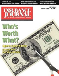 Insurance Journal West February 23, 2009