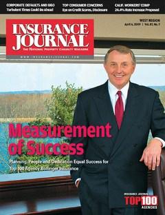 Insurance Journal West April 6, 2009