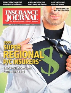 Insurance Journal West May 4, 2009