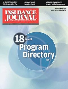 Insurance Journal West June 1, 2009