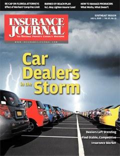 Insurance Journal West July 6, 2009