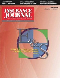 Insurance Journal West July 20, 2009