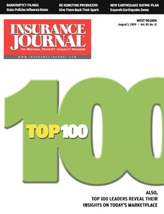 Insurance Journal West August 3, 2009