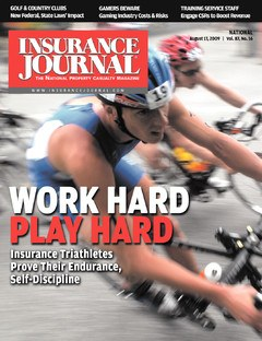 Insurance Journal West August 17, 2009