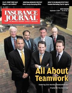 Insurance Journal West September 7, 2009