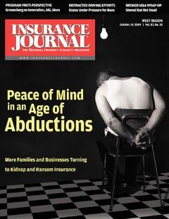 Insurance Journal West October 19, 2009