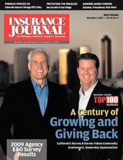 Insurance Journal West November 2, 2009