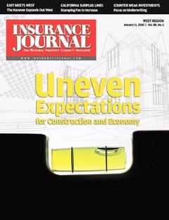 Insurance Journal West January 11, 2010