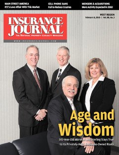 Insurance Journal West February 8, 2010