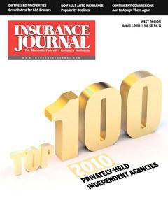 Insurance Journal West August 2, 2010